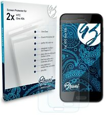 Bruni 2x Protective Film for HTC One A9s Screen Protector Screen Protection