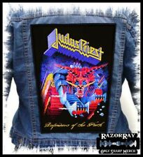 JUDAS PRIEST - Defenders of the Faith --- Huge Jacket Back Patch Backpatch