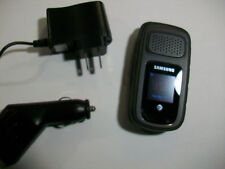 GOOD! Samsung Rugby III 3 SGH-A997 Rugged PTT GSM Bluetooth Flip AT&T Cell Phone