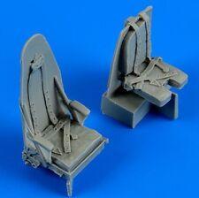 Quickboost 1/48 de Havilland Mosquito Mk.IV Seats w/Safety Belts # 48593