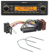 Continental USB AUX CD MP3 1DIN Autoradio für Mercedes E-Klasse W124 S-Klasse W1