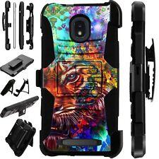 LUXGUARD For Onyx / Feller / Miro Phone Case Holster Cover FANTASY TIGER HF