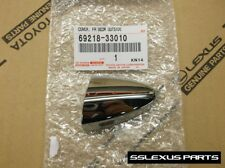 Lexus ES350 (2007-2012) OEM Front Driver Side LH Chrome DOOR HANDLE KEY COVER