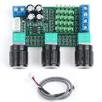 TPA3116D2 Digital Amplifier Board 2.0 Audio 2 Channel 2*80W Treble Bass Modul YK