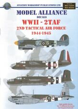 Model Alliance  48204 1:48 WWII 2nd Tactical Air Force 1944-45