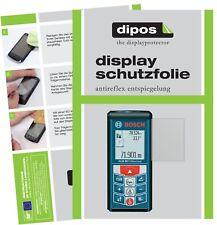 3x Bosch Professional GLM 80 Schutzfolie matt Displayschutzfolie Folie Display