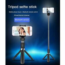 Reisestativ 360° Handy-Ständer Selfie Klemmstativ Tripod / Dreibein Smartphone