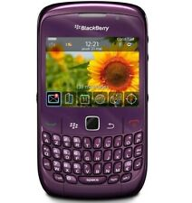 NEW BlackBerry Curve 8520 - Purple (Unlocked) GSM 3G AT&T T-Mobile Smartphone