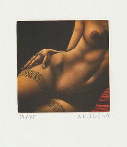 Exlibris Erotic Ex libris by KUBLIK JOCHEN / Germany