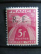 FRANCE neuf  LIBERATION DE BORDEAUX (1944) Taxe n° 18