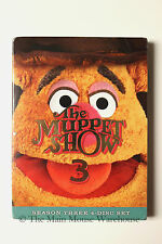 The Muppet Show Season 3 Classic Variety Show Restored Remastered 4-Disc DVD Set