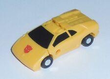 Transformers Micromaster Universe HOT SPOT Yellow Lambo Figure