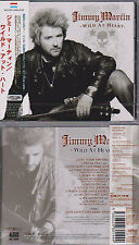 Jimmy Martin - Wild At Heart +1, Japan CD+obi, AOR, Robin Beck, Rick Springfield