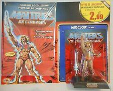 LES MAITRES DE L'UNIVERS figurine Musclor He-man Masters of the universe motu