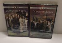 NEW FACTORY SEALED DOWNTON ABBEY SEASON 1 & 2 DVD ORIGINAL UK EDITION REGION 1