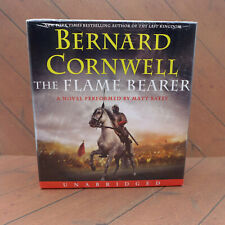 The Flame Bearer Low Price CD by Bernard Cornwell: New Audiobook