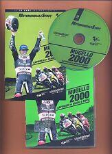 MOTOMONDIALE STORY *Mugello 2000* CAPIROSSI vs BIAGGI e ROSSI *il DVD* (ottimo)