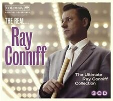 RAY CONNIFF - THE REAL...RAY CONNIFF 3 CD NEUF