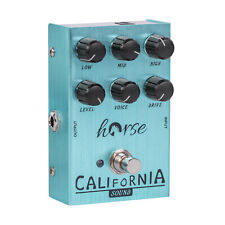 More details for guitar effects pedal california sound electric mesa simulator pedal of amplifier