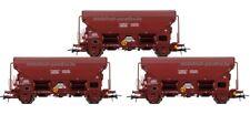 76176 ... ROCO ... NMBS / SNCB … Set 3 Roldakwagens Tds  … tp IV-V