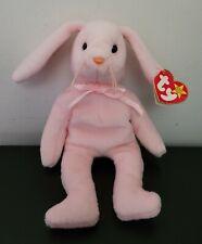 Ty Beanie Baby Hoppity Retired Rare! 1996 Tag Errors Very Good Rabbit Bunny Toy