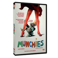 MUNCHIES  (1987) **Dvd R2**  Harvey Korman, Charlie Stratton,