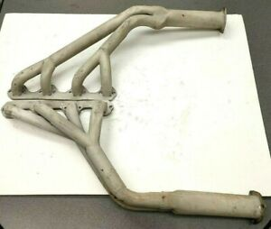 Complete set of 65-66 Shelby GT350 Mustang Try Tri Y headers