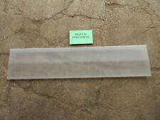 4FT Replacement Fluorescent Light Covers Clear