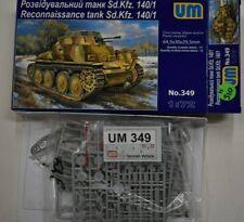 Lot 11-310 * UM 1:72 Scale kit No. 349, Reconnaissance tank Sd.kfz. 140/1