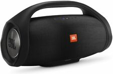 JBL Boombox Waterproof Portable Bluetooth Speaker BLACK REFURBISHED