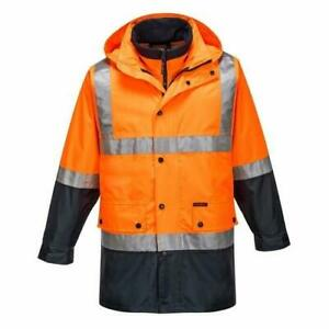 Prime Mover Mj881 Eyre Day/Night 4-In-1 Jacket