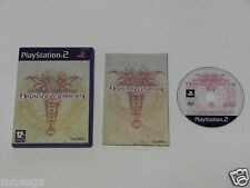 BREATH OF FIRE DRAGON QUARTER for PLAYSTATION 2 'RARE AND HARD TO FIND'