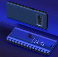Claro de Vista Inteligente Mirror Funda Piel para Samsung Galaxy S8 S9/S9 Plus