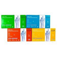 Nitril Handschuhe S-XL 100Stk Joza   Puderfrei Latexfrei Einweg Nitril Handschuh