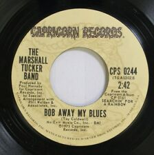 Rock 45 The Marshall Tucker Band - Bob Away My Blues / Fire On The Mountain On C