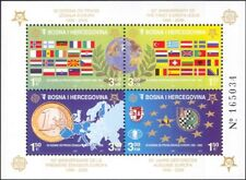 Bosnia Herzegovina 2005 Europa/Stamps/Chess/Money/Coins/Flags/Maps 4v m/s n34842