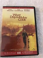 What Dreams May Come (DVD, 1999)