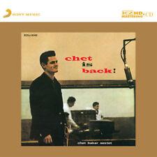 SONY   Chet Baker - Chet Is Back! CD K2 HD