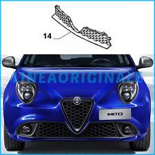 Griglia Centrale ORIGINALE Alfa Romeo MiTo bassa paraurti anteriore FCA new ita