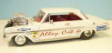 1/18,1963 Chevy II gasser, drag car, modified , custom built, blown racer