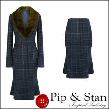 Knee Length Women's 16 Trouser/Skirt Suits & Suit Separates 2 Piece