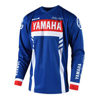 Troy Lee Designs 2019 GP Mens Jersey Yamaha RS1 - Blue