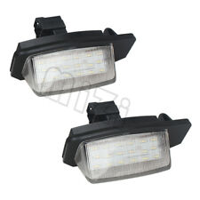 2pcs 18 LED Number License Plate Light For Mitsubishi Lancer Sportback Outlander