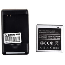 Batterie 1500 mAh + Chargeur Dock pour Samsung Galaxy S/Epic 4G I9000 I9088 Z8B2