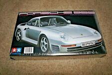 Tamiya 24065a 1/24 Scale Porsche 959 RARE FACTORY SEALED