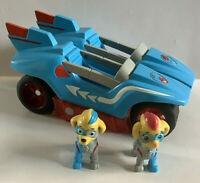 Paw Patrol Mighty Pups Super PAW Mighty Twins 2-in-1 Power Split Vehicle