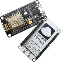 Modulo Arduino NodeMcu wireless wifi LUA Internet delle cose compatibile ESP8266