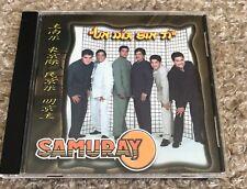 """Samuray """"Un Dia Sin Ti"""" Dificil de conseguir CD Usado pero como nuevo!"""