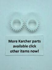 Karcher K2 Pressure Washer Nylon 2x Gear Cogs Set P/No: 5.352-093 **Brand New**