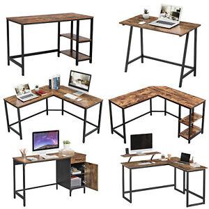 Computertisch Schreibtisch Bürotisch Eckschreibtisch Arbeitstisch Kinder PCTisch